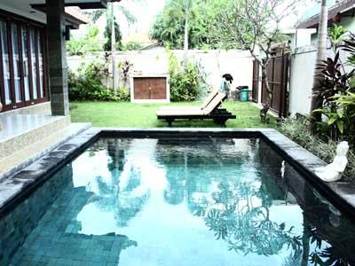 Tropical Retreat Villa wake - 3 bedrooms - Image 1 - Kuta - rentals