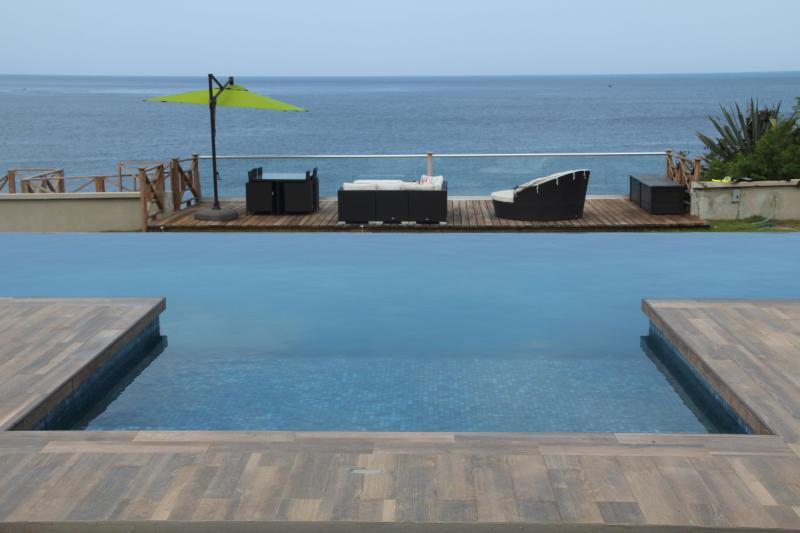 Infinity Pool - Beautiful Ocean Front House with Infinity Pool - Aguadilla - rentals