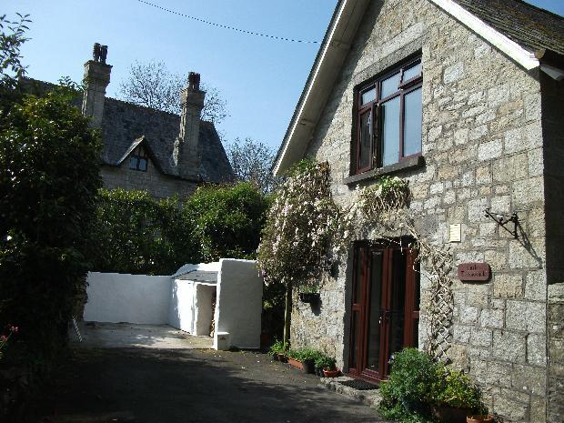 front of cottage - NORTH CORNWALL cosy traditional cottage - Bodmin - rentals