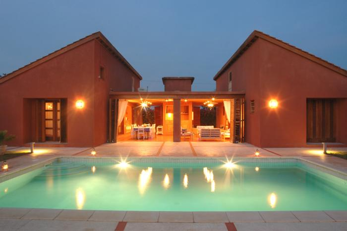 Architect house with private swimming pool - Image 1 - Saly - rentals