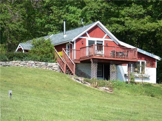 Outside Chalet - Bristol Mountain's Country Cottage - Naples - rentals
