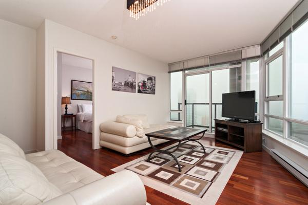 2BR Suite w/Views in Yaletown MAX2-2602 Min30 Days - Image 1 - Vancouver - rentals