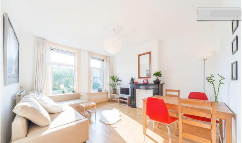 Booked Full - Central light apartment in Amsterdam, 2-4 p. - Image 1 - Amsterdam - rentals