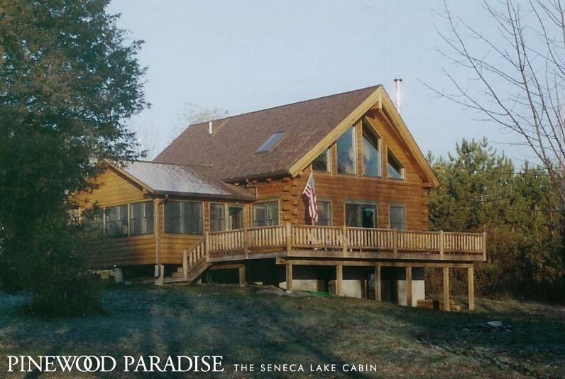 Escape to This Beautiful, Rural Lakefront Cabin! - Image 1 - Penn Yan - rentals