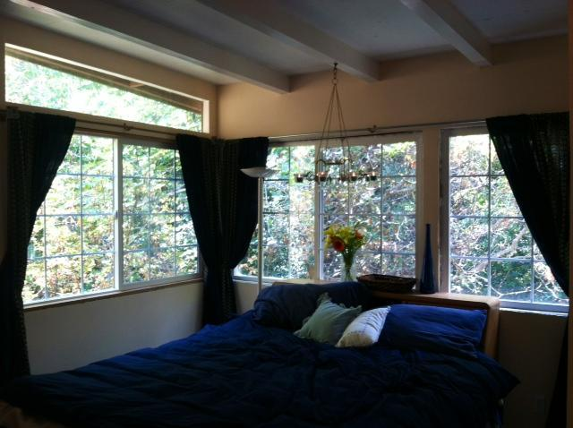 Master Bedroom - Forest escape a short walk to beach - Big Sur - rentals