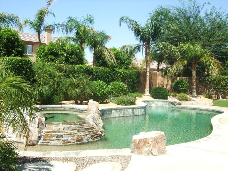 Large Saline pool and spa - Beautiful Pool Home in Paradise - Indio - rentals