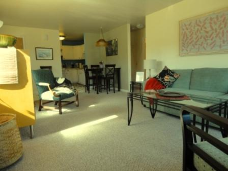 Sunny Downtown Anchorage Apartment - Image 1 - Anchorage - rentals