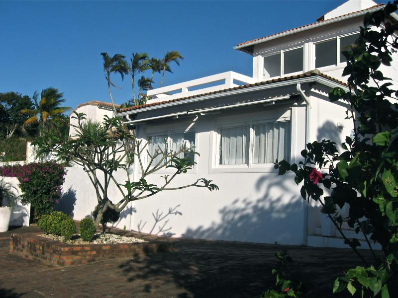 Exterior view of the house - Charming beach house with sea view for 5/6 people - Buzios - rentals