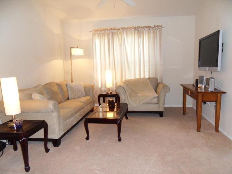 Living room - Modern Furnished 2 Bedroom 2 Bath - Las Vegas - rentals