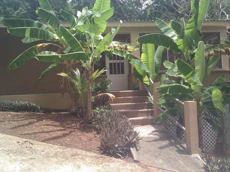 Front of House - 2BR 2BA NEW  Westbay home w/ private beach access - West Bay - rentals