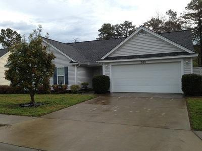 Exterior of Home - Minutes to Beach, Beautiful 3 Bedroom, 2 Bath Home - Surfside Beach - rentals