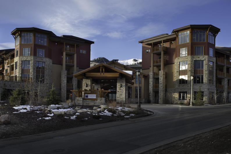 Front - Sunrise Lodge, at the Canyons Resort, 2 Bedroom, 3 Bath  Condo - Park City - rentals