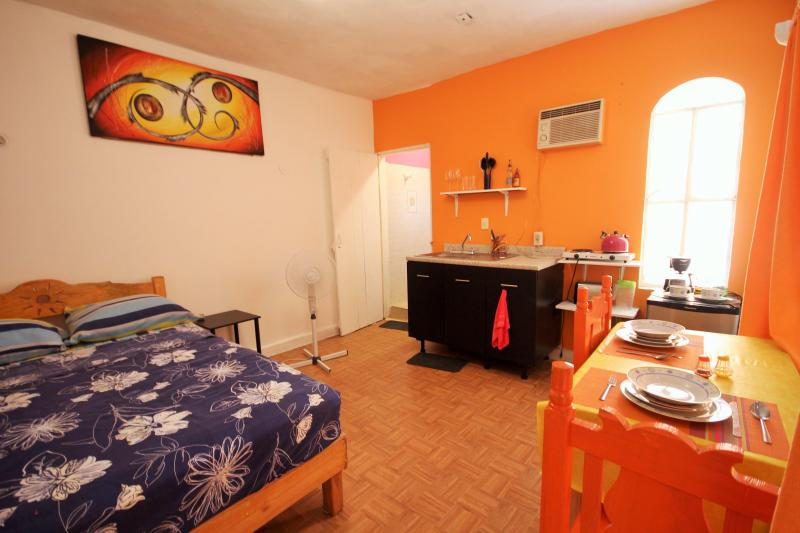Casitas de colores studios. 4 blocks from the sea! - Image 1 - Playa del Carmen - rentals