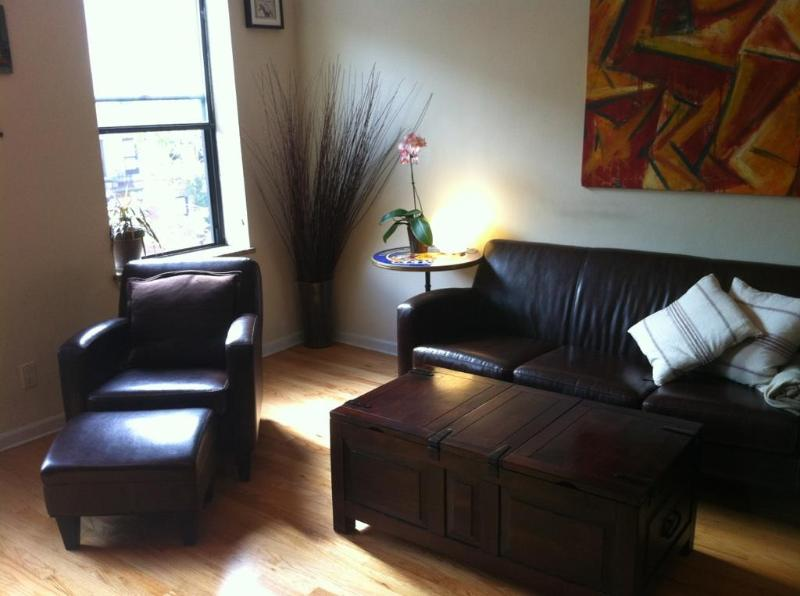 ELEGANT APARTMENT IN HOBOKEN -7 MIN FROM NYC - Image 1 - Hoboken - rentals