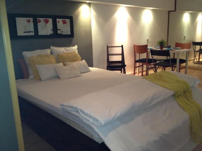 bed - Great studio  up to 3people/wifi - Barcelona - rentals