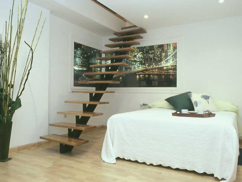 bed - Cool duplex fits up to 4ppl/wifi - Barcelona - rentals