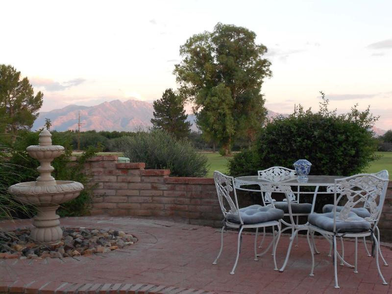 Pation - MAGNIFICENT GOLF COURSE AND MOUNTAIN VIEWS - Green Valley - rentals