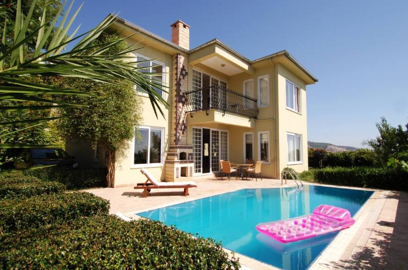 Gold Villa 185/16 - Luxury Detached Villa with Private Pool (V16) - Alanya - rentals