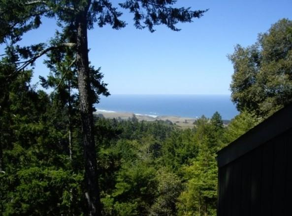 Ocean View from the Hot Tub - Contemporary & Secluded Ocean-View Home - Manchester - rentals