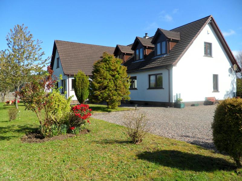 Highwinds self catering - Large self catering detached house sleeps 2 to10. - Fort William - rentals