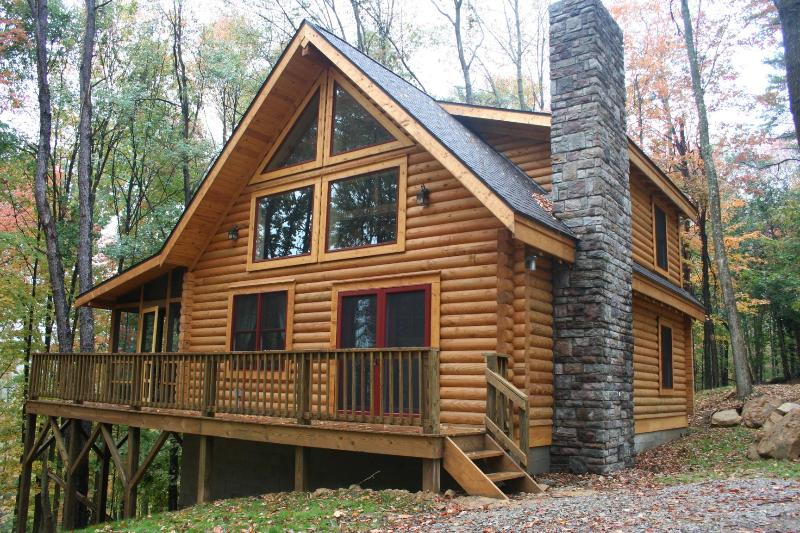 Morning Glory 2 bedroom Log home - Valley View Log Cabins-Morning Glory Cabin - Sugar Grove - rentals