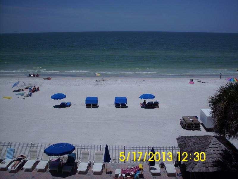 Beautiful View - Oceanfront Condo on Beautiful Madeira Beach - Madeira Beach - rentals