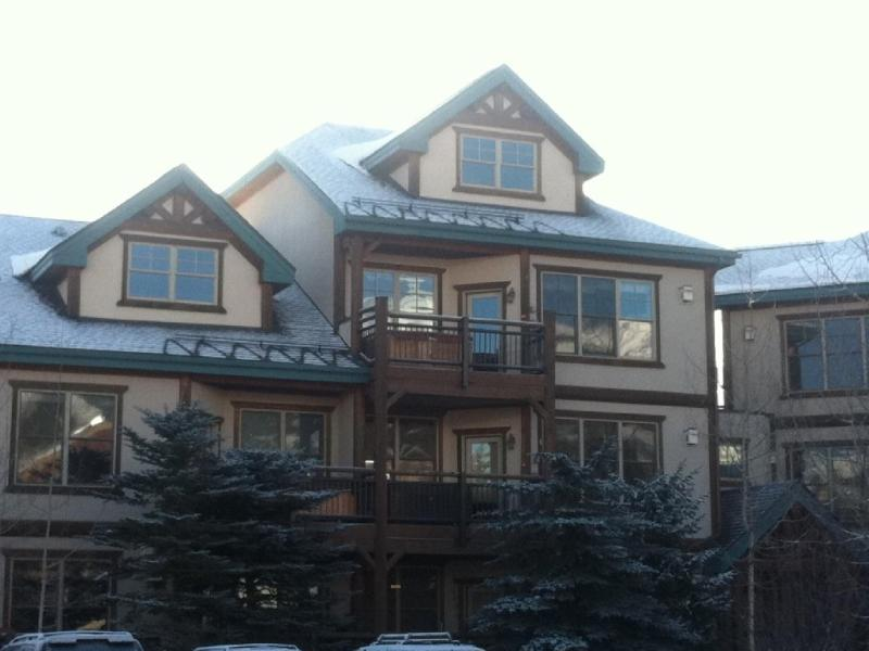 3rd Floor Penthouse Condo - 3/3 Penthouse Two-Story Condo with Gorgeous View - Breckenridge - rentals