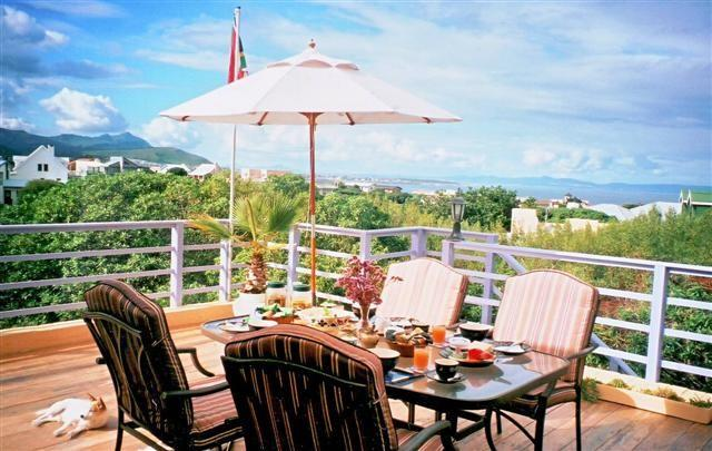Breakfast on sun deck - Die Seemeeue B&B Hermanus - Hermanus - rentals