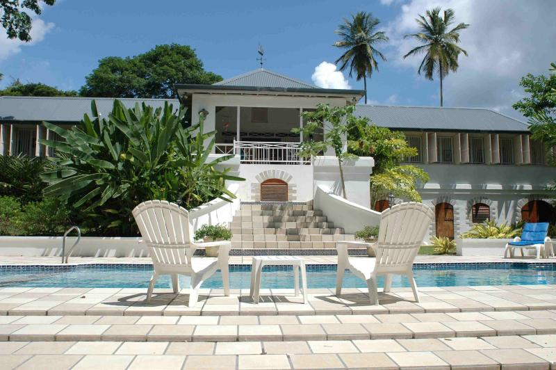 Exterior - Canboulay, 4-Bedroom luxury Caribbean-style villa - Mt. Irvine - rentals