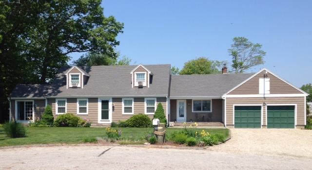 Front of house facing water - Niantic CT - Beach vacation home, near casinos - Niantic - rentals