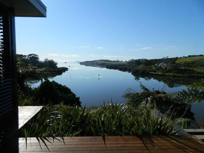 The view down Kerkeri Inlet - The Light House  - delicious villa rental - Kerikeri - rentals