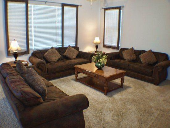 Living Area - WB5P141WVD 5 BR Pool Villa with Marvelous Interior - Davenport - rentals