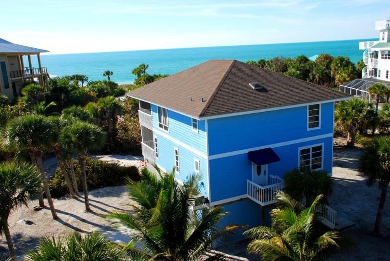 Beautiful View of the Beach! - Havana Breeze - Steps from the North Captiva Beach - North Captiva Island - rentals