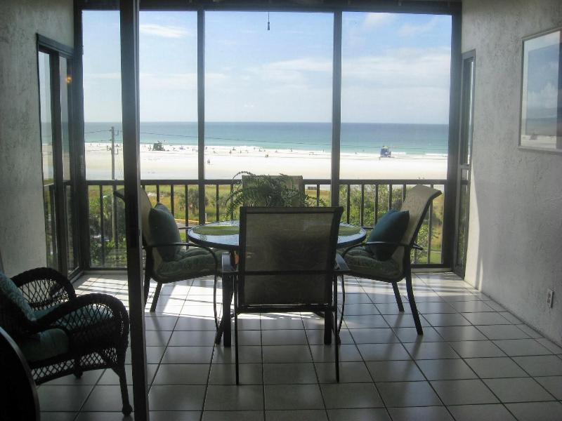 Lanai - Tropical Beach Vacation at America's #1 Siesta Key Beach - Sarasota - rentals