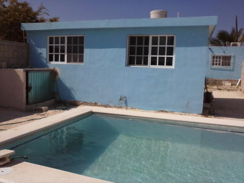 small house 60 meters from the beach - Image 1 - Yucatan - rentals