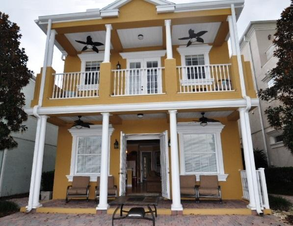 Beautiful, luxurious, designer decorated & professionally managed 4 Bed/4 Ba house in Reunion Resort - Luxury home, private pool, golf, waterpark, Disney - Reunion - rentals