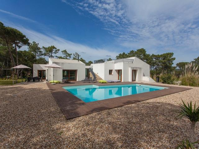 Luxurious Villa Surrounded by Nature - Image 1 - Colares - rentals