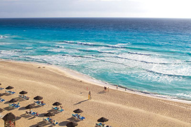 Resort beach - CANCUN - Yucatan Peninsula - CARIBBEAN SEA - Cancun - rentals