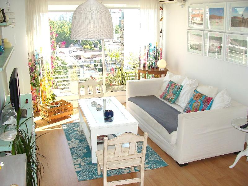 Happy apartment in Palermo Hollywood 2PAX1BTH - Image 1 - Buenos Aires - rentals