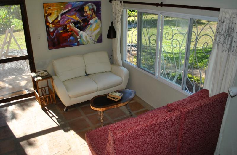Living Room - The Maple Cottage for rent in Boquete, Panama - Boquete - rentals
