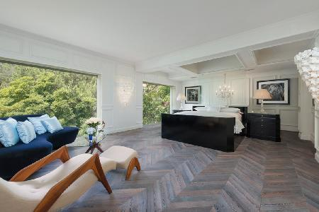 Private & peaceful! Beverly Hills Infinity Pool offers beautiful mountain views & luxurious comfort - Image 1 - Beverly Hills - rentals