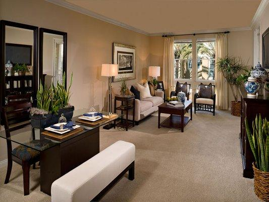 Spacious living areas  - Boutique style community. La Jolla living at its finest. Luxury apartment - La Jolla - rentals