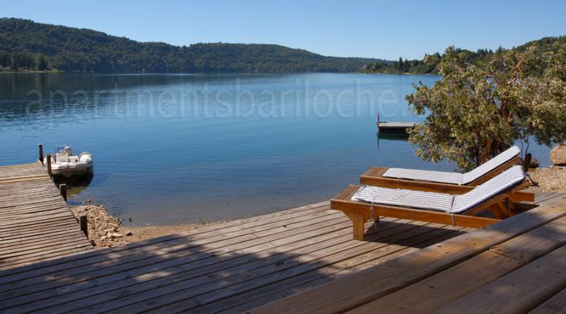 AMAZING STUDIO ON THE LAKE WITH GREAT VIEWS (AJ3) - Image 1 - San Carlos de Bariloche - rentals