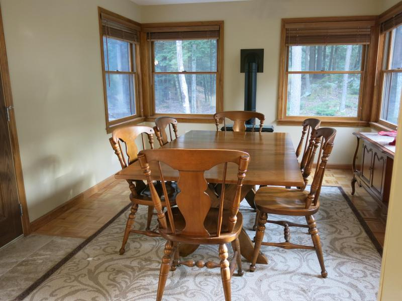 Ding room - Beautiful home at Lake Sunapee. - Sunapee - rentals