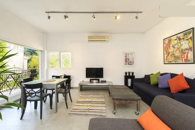 Cosy and spacious 2 rooms in Tel Aviv Center - Image 1 - Gedera - rentals