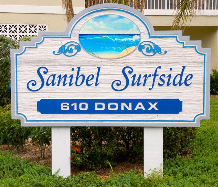 Sign - Sanibel Surfside 233 - Sanibel Island - rentals