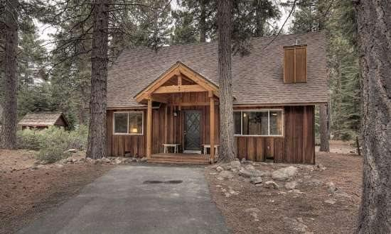 Coleman Dog Friendly Lake Tahoe Cabin - Image 1 - Agate Bay - rentals