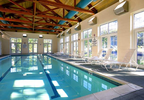 Beautiful Indoor Pool - Spend New Year's at Marriott's Fairway Villas (Atlantic City/Galloway) - Galloway - rentals