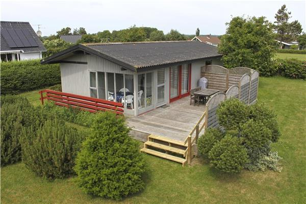 Holiday house for 6 persons near the beach in North-western Funen - Image 1 - Assens - rentals