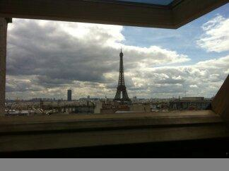 view from the windows - Have a good time in Paris for a cheap price. - Paris - rentals